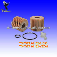 OIL FILTER ELEMENT 0415231090,04152YZZA1 FOR LEXUS RX350,TOYOTA CAMRY 3.5,TOYOTA RAV4 3.5
