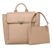 2014 New Style Fashionable Solid Color Lady Daily Backpack Purse (CG8923)