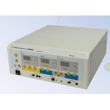 300W alta frequência unidade eletrocirúrgica