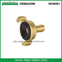 Customized Brass Thread Joint Oring Hose Fitting (AV-BF-7033)