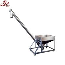 Transportador de parafuso de aço inoxidável do campo do alimento