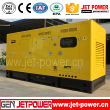 Water Cooled Soundproof Generator 150kVA Power Generator Prices