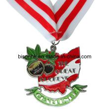 Sports Medal, Award Medallion, Custom Sport Award Metal Medallion