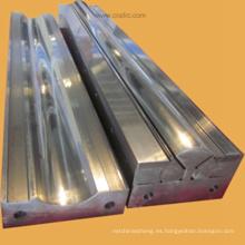 El perfil modificado para requisitos particulares fábrica del molde de pultrusión de la fibra de vidrio GRP muere molde de la pultrusión del FRP