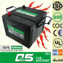 Bateria de carro 12V-SMF bateria automática bateria de partida bateria automotiva