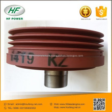 Deutz F6L912 diesel engine crankshaft damper pulley