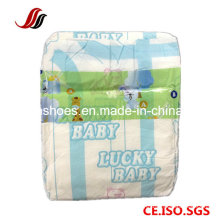 OEM Brand Baby Diaper with Comfortable Surface and Good Quality, High Absorption New-Born Baby Nappy Wholesale
