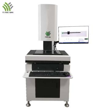 High accuracy fast image measuring instrument