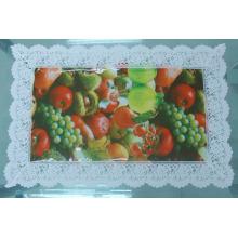 PVC bedrucktes Tischset (JFCD0003)