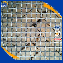 galvanized crimped wire mesh for sale