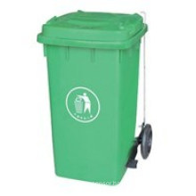 Environmental Plastic Trash Can with En840 Standard