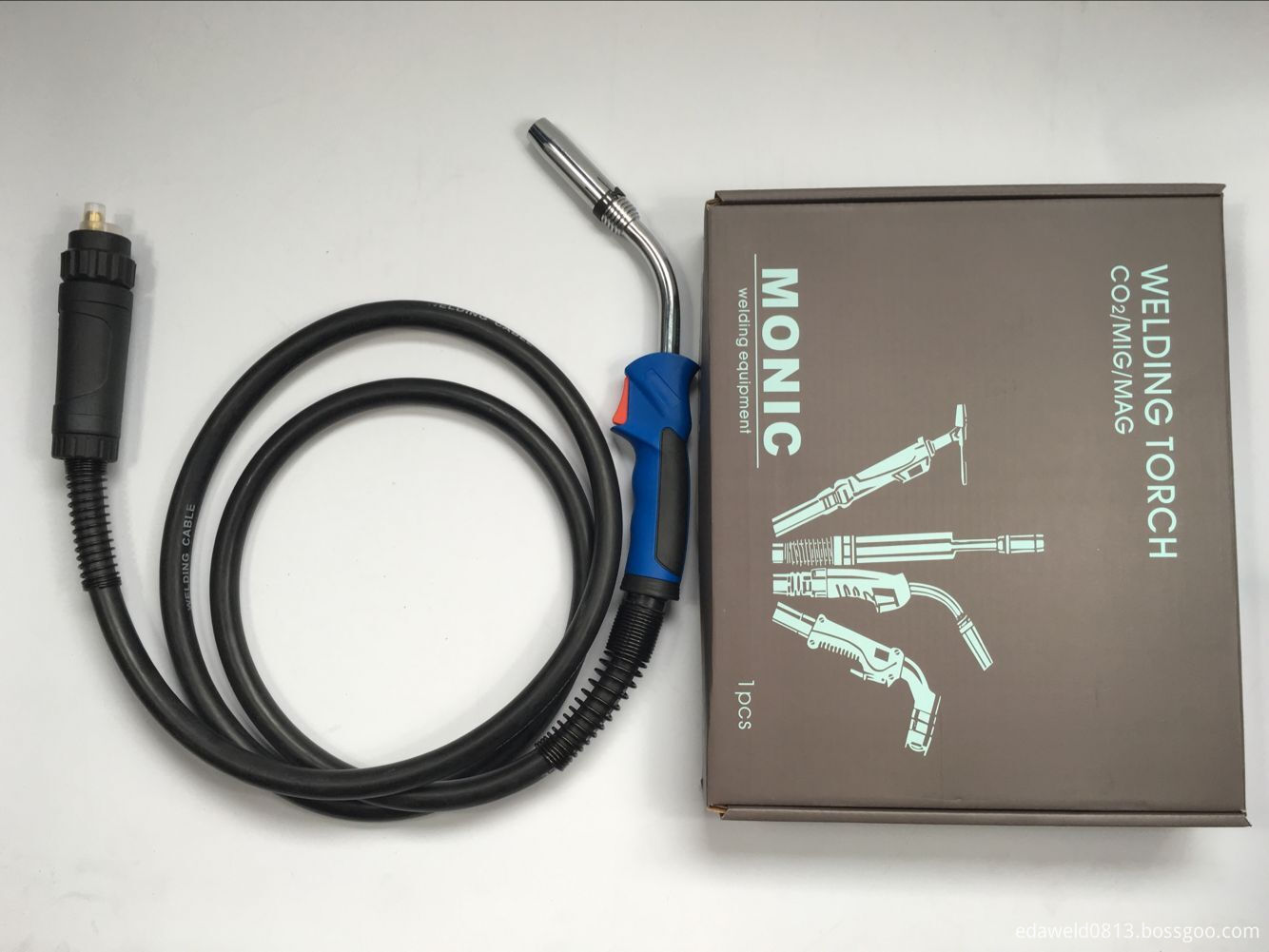 Cheaper Price Aluminum Cable Welding Torch