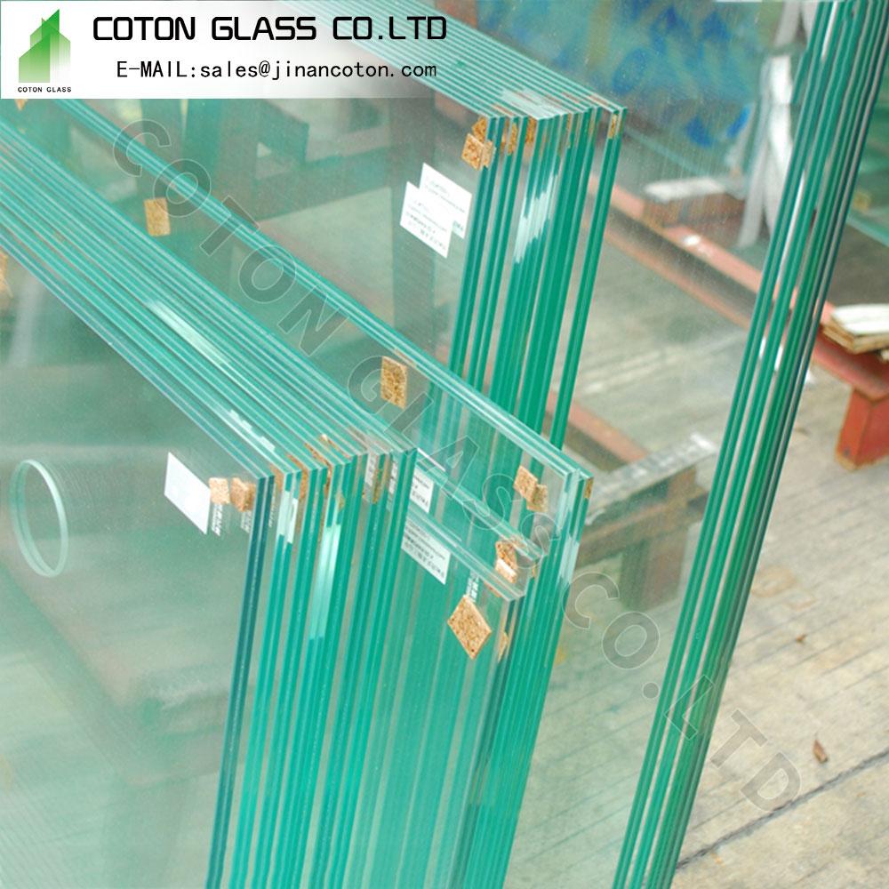 Metal Mesh Laminated Glass