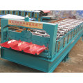 China Galvanized Metal Roof Roll Forming Machine