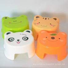 HYYX variedad de colores hogar y jardín al aire libre pequeño baño taburete plástico precio para niños