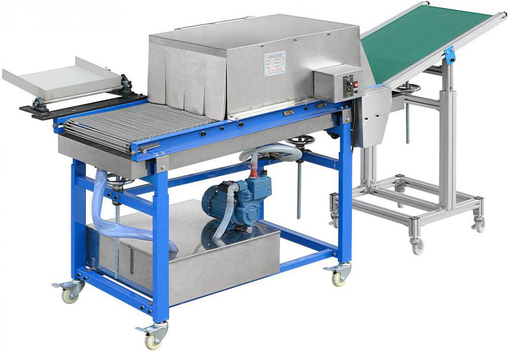 Automatische koelmachine and Conveyor