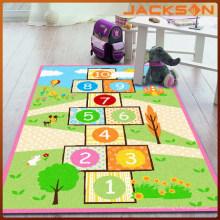 Tapis d'activités coloré pour les enfants