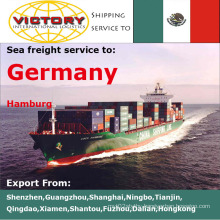 Competitive Shipping Container From China to Hamburg, Germany