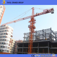 China 4t Tower Crane 50m Jib Qtz50-5010 Tower Crane