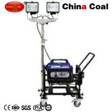 Ce Approved Construction Portable Diesel Mobile Light Tower
