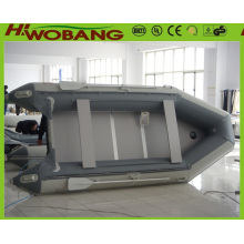 6 Person Inflatable Dinghy with Optional Floor