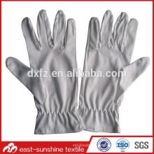 Heiße Verkauf magische weiße Baumwollhandhandschuhe