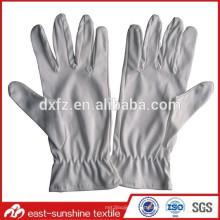Hot venda mágica branco luvas de algodão mão