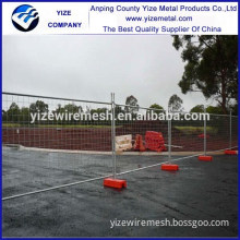 outdoor privacy temporary fence panel for construction/widely used for building site removable temporary fence panel