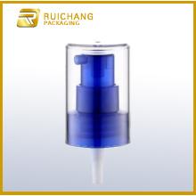 Plastic cream pump for bottle