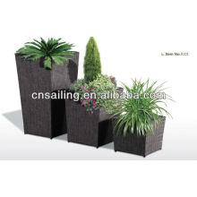 Nouveau style Teslin Flower Pots