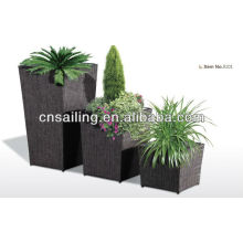 New Style Teslin Flower Pots