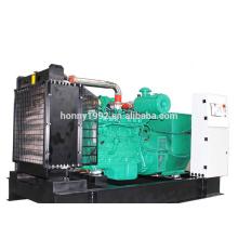 Генератор горячего газогенераторного топлива Googol 160kW 200kVA
