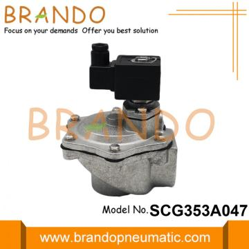 1 1/2 '' ASCO Tipe SCG353A047 Dust Collector Valve