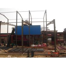 Industrial Coal Fired Hot Oil Heater
