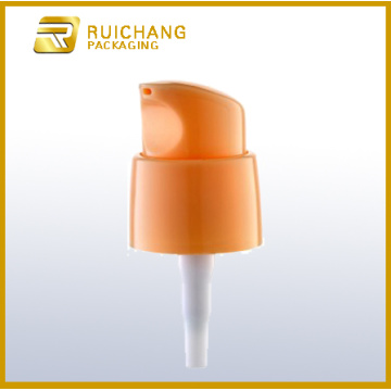 Plastic/uv coating cosmetic lotion pump