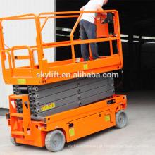 Full electric self-propelled scissor lifts platform