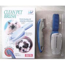 Pflege von natürlichen Ionischen sauber Haustier Bürste Kamm