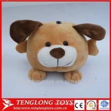 cute animal shaped plush money box for children