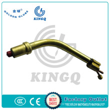 Kingq Binzel 501d MIG Welding Gun with Contact Tip, Nozzle
