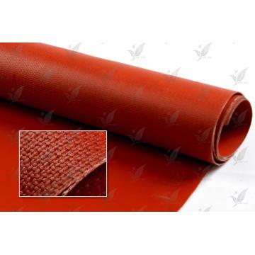 Tissu en fibre de verre revêtu pour compensateur de tissu