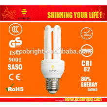 9mm 3U 11W Energy Saving Lamp 10000H CE QUALITY