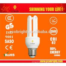 10000H CE qualidade 3U 11W T3 energia-lâmpada de poupança