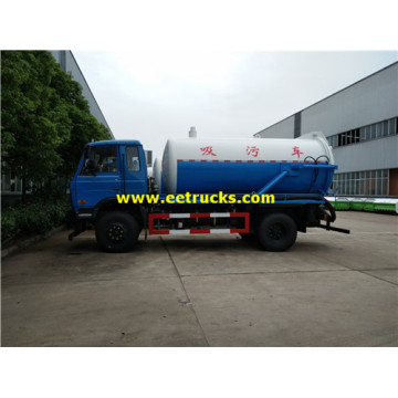 Dongfeng 8 CBM camions-citernes