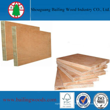 18mm Plain Blockboard for Furniture with Cheap Price