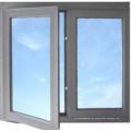 Verschiedene Standard-Aluminium-Legierung Casement Fenster