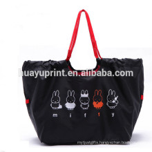 Eco High Quality Nylon Custom Cheap shopping bag as seen on tv /Most attractive foldable bag, polyester shopping bag, 210D polye