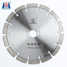 Huazuan Laser Welding Small Concrete Stone Saw Dry Cutting Disc Diamond Cutter