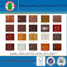 Good Quality HDF Mould Doorskin