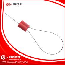 Selo de segurança de cabo de metal