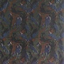 Oxford 600d imprimé en polyester avec PVC / PU (XQ-343)